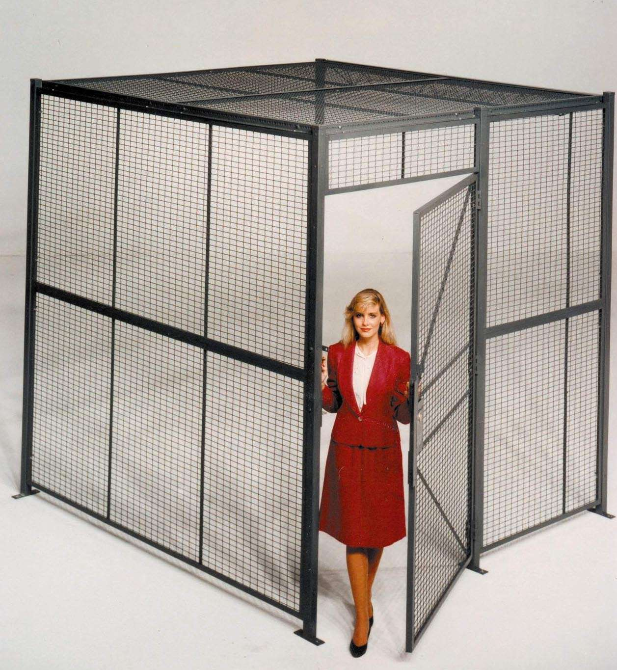 Wirecrafters Wire Cages, Wire Partitions