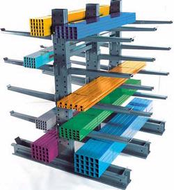 Cantilever Rack, Meco Rack,