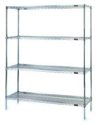 Nexel Wire Shelving