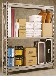 Wide Span Shelving